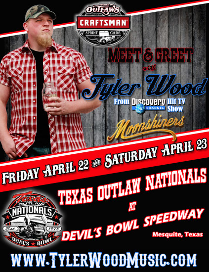 Show Advertising Flyer _World of Outlaws copy